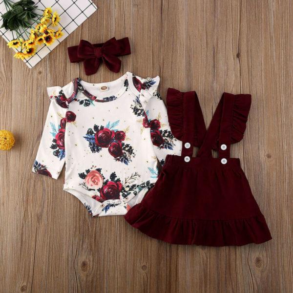 Novorozenecký set oblečení pro holčičky