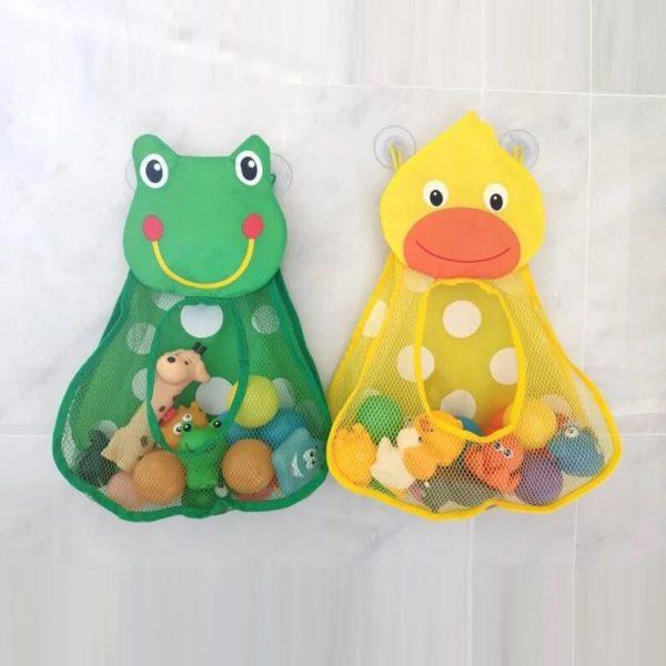 Dětská koupelnová síť na hračky