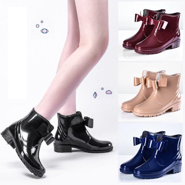 Elegantní lesklé boty