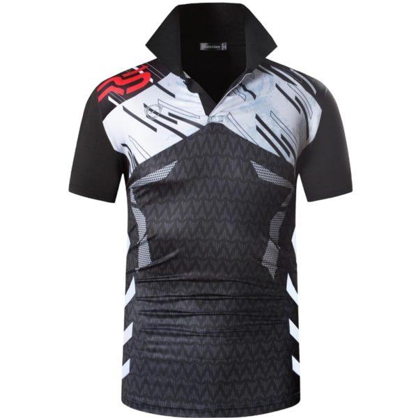 Pánské sportovní polo triko s límečkem Jack