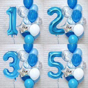 Set dokonalých balónků na oslavu ve více barvách