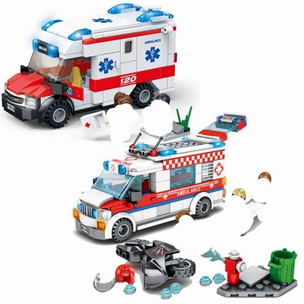 Dětská stavebnice - Lego Sanitka/ Ambulance