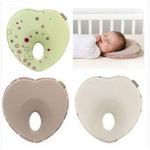 Dětský kojenecký polštářek proti zploštění hlavičky