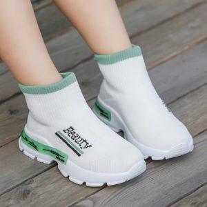 Stylové dětské nazouvací Sneakers