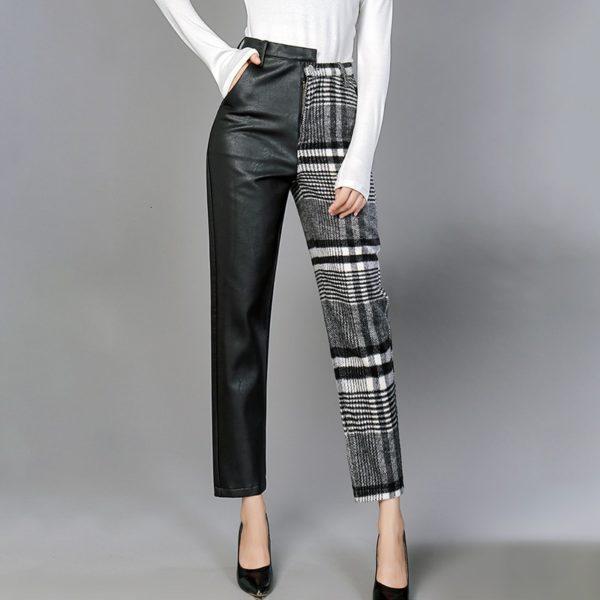 Dámské asymetrické kalhoty Jade