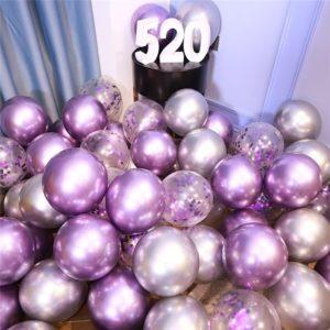 Set narozeninových balónků 18 ks