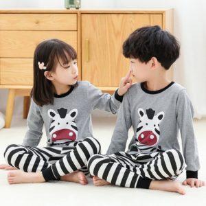 Dětská bavlněná pyžama