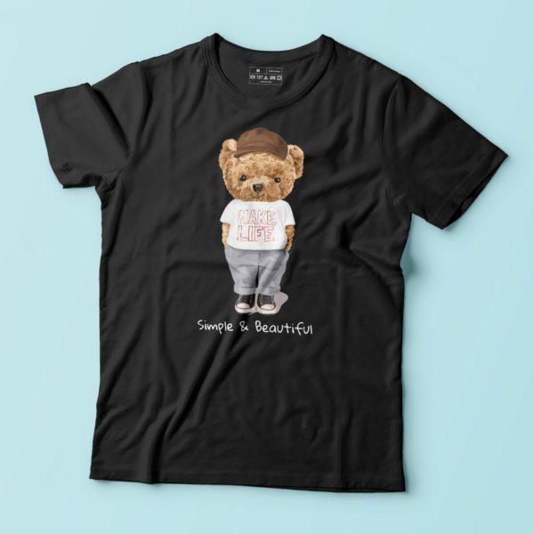 Krásné tričko s medvídkem