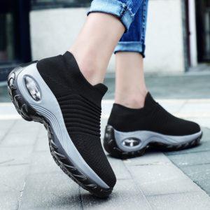 Dámské běžecké prodyšné boty