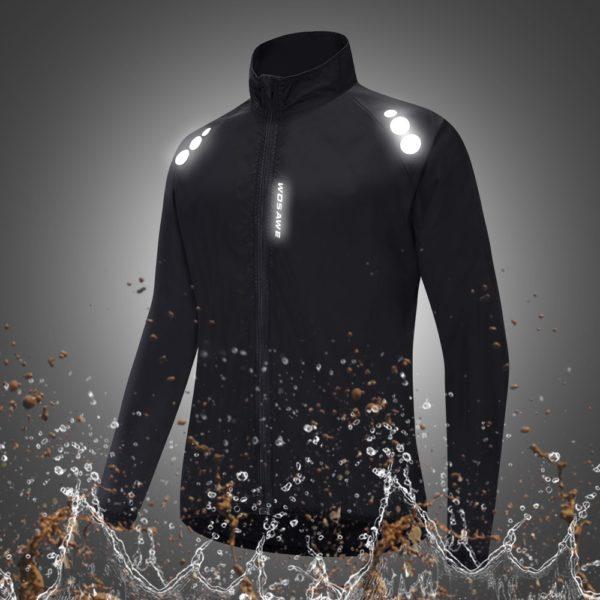 Pánská běžecká reflexní bunda