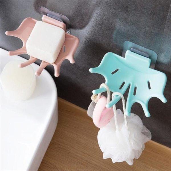 Vodotěsný závěsný držák na mýdlo