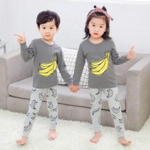 Dětské sourozenecké pyžamo