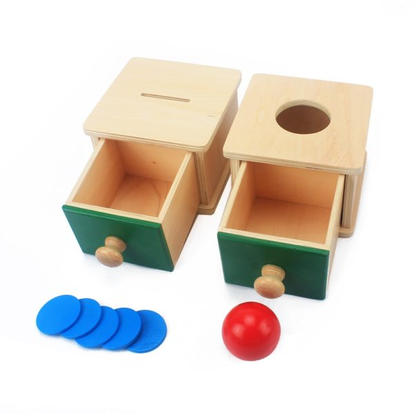 Dětská vzdělávací dřevěná hračka