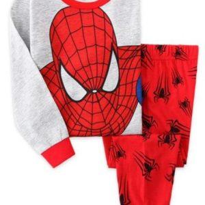 Dětské dlouhé pyžamo Spiderman