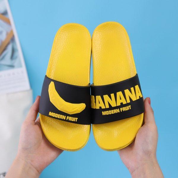 Letní vtipné unisex pantofle