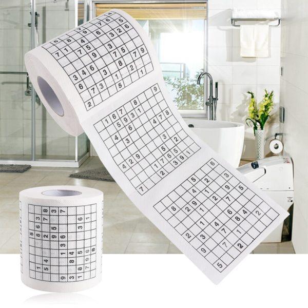 Originální toaletní papír