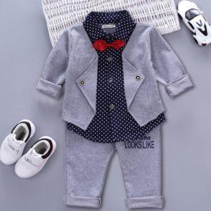 Dětský set společenského oblečení