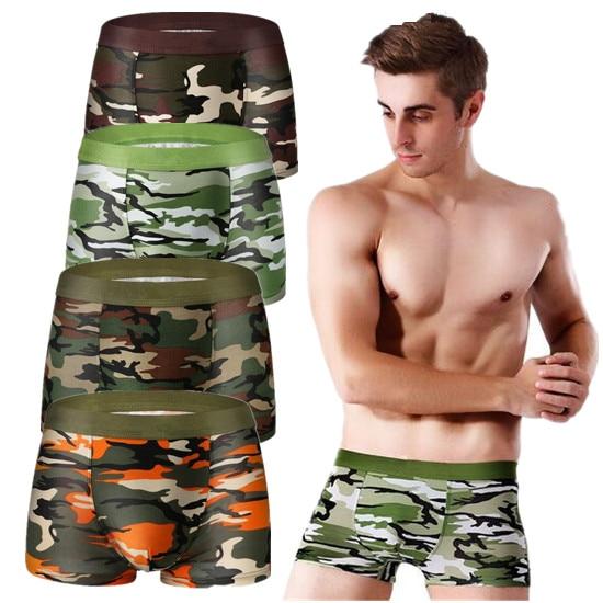 Pánské vojenské boxerky
