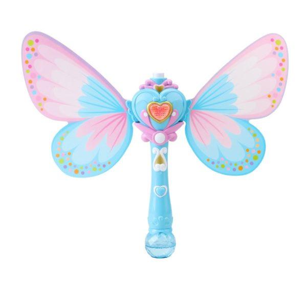 Bublifuk pro děti v podobě motýla