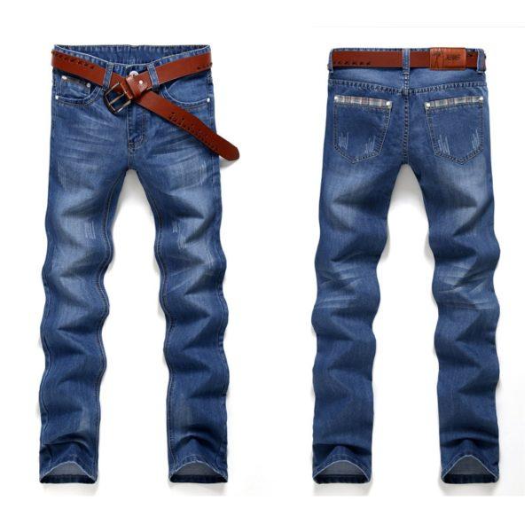 Pánské skinny moderní džíny