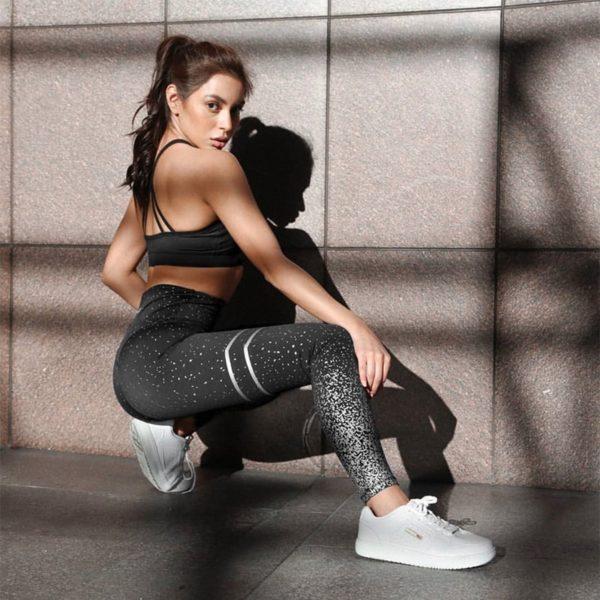 Dámské fitness legíny Fiona