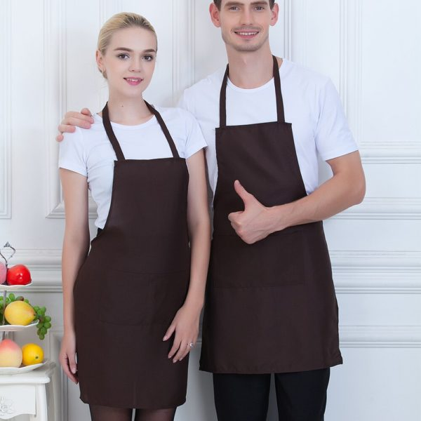 Šéfkuchařské unisex zástěry