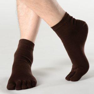 Pánské prstové ponožky