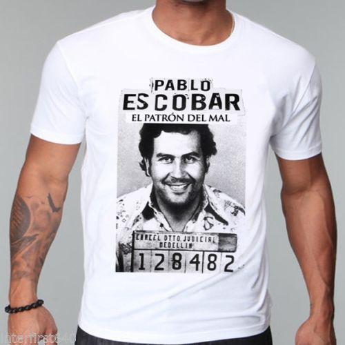 Pánské tričko Narcos