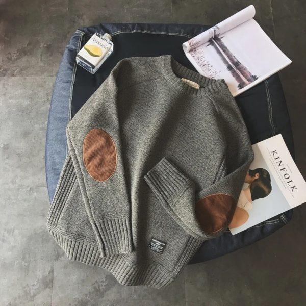 Pánský módní jarní svetr Jack