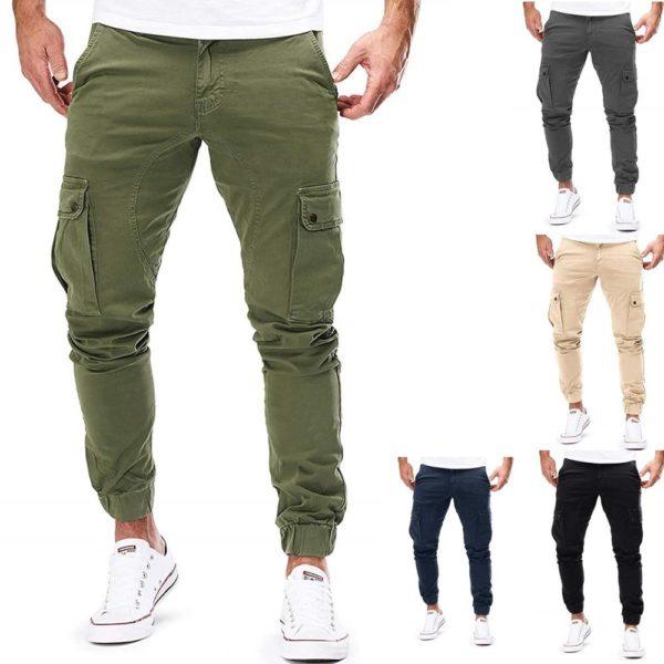 Pánské upnuté Joggers Pants