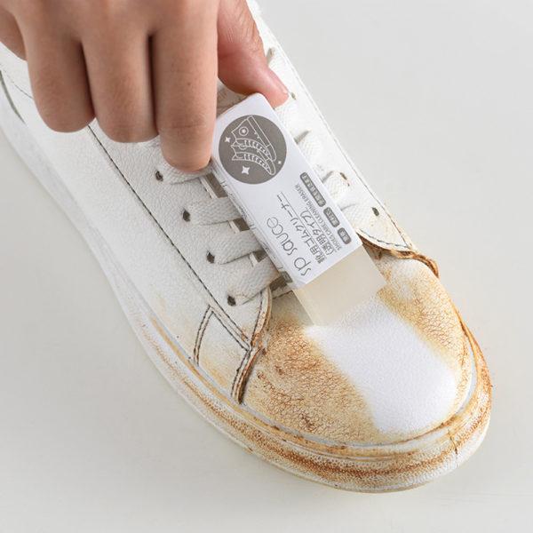 Čistící guma na boty