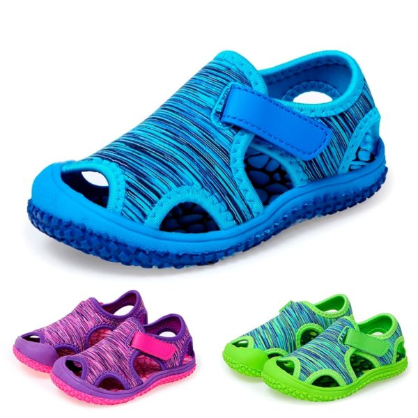 Letní dětské protiskluzové sportovní sandále