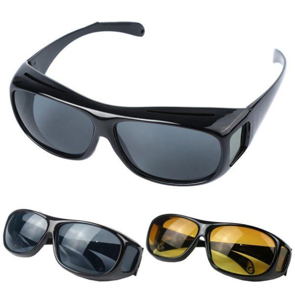 Unisex multifunkční brýle pro noční řízení
