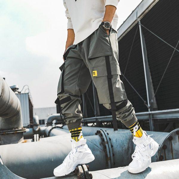 Pánské módní jogger kalhoty Nolan