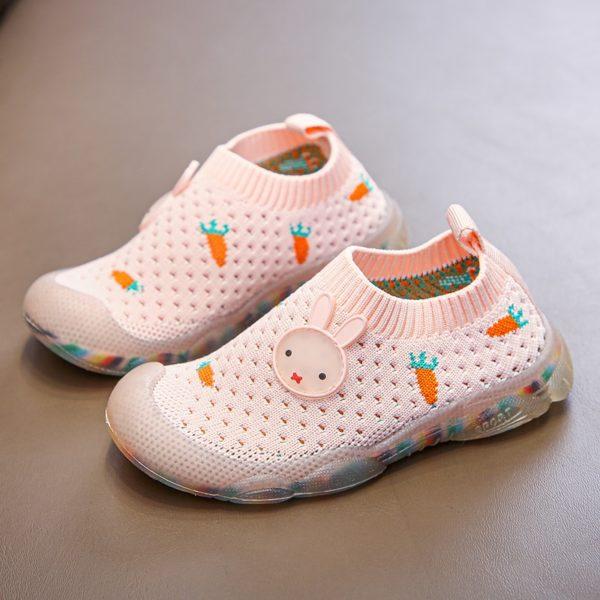 Dětské letní roztomilé sandálky
