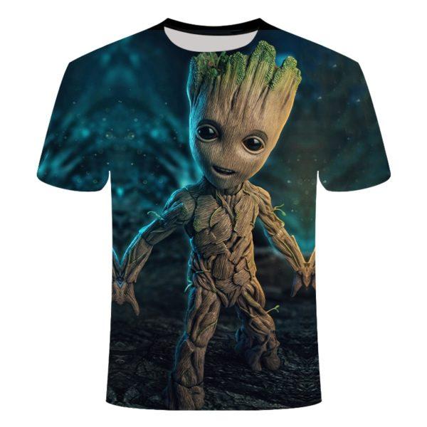 Super tričko s motivem roztomilého Groota