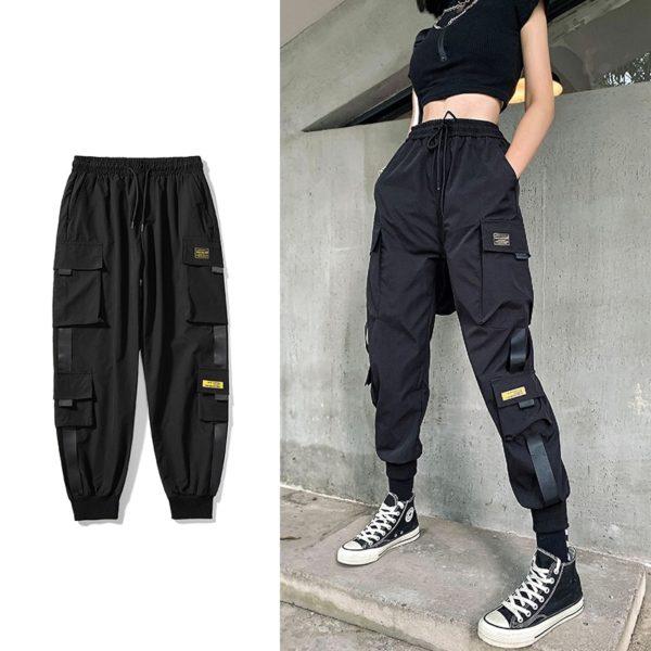 Dámské klasické Cargo pants