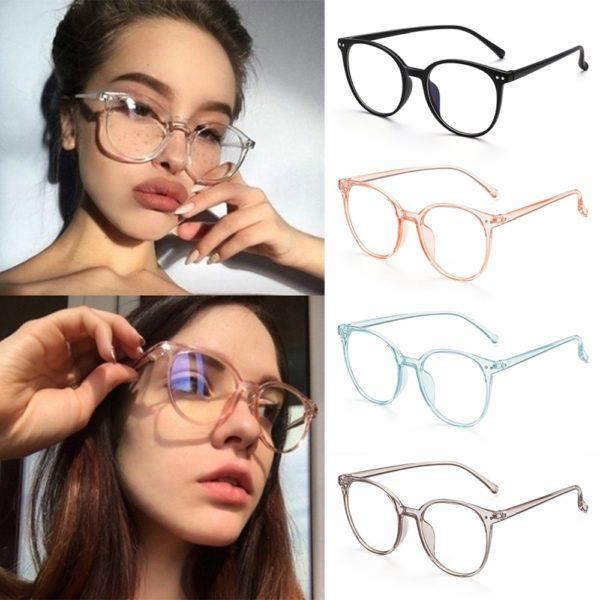 Módní kancelářské unisex brýle