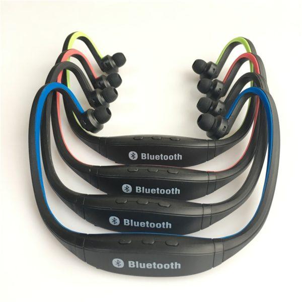 Stylové bezdrátové Bluetooth sluchátka