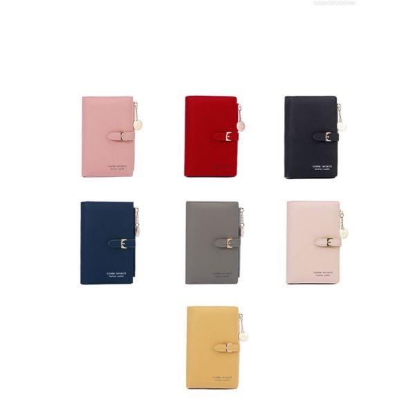 Luxusní dámská peněženka v různých barvách