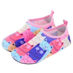Dětské boty do vody s kočičkami