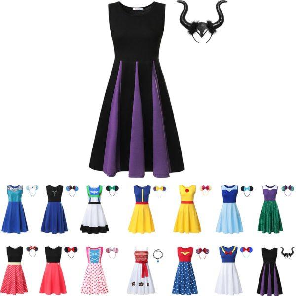 Kostým Disney princezen