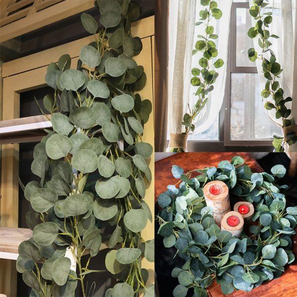 Dekorativní umělé popínavé rostliny
