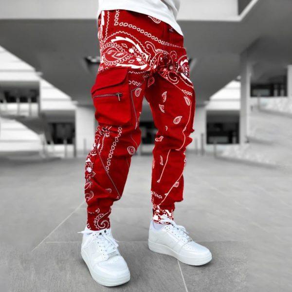 Pánské moderní trousers kalhoty Mike