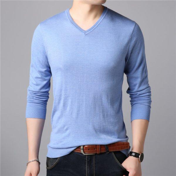 Pánské zateplené jarní triko s dlouhým rukávem Dan