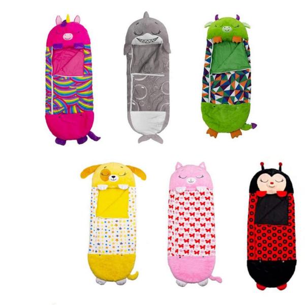 Dětský spací pytel v designu zvířátek