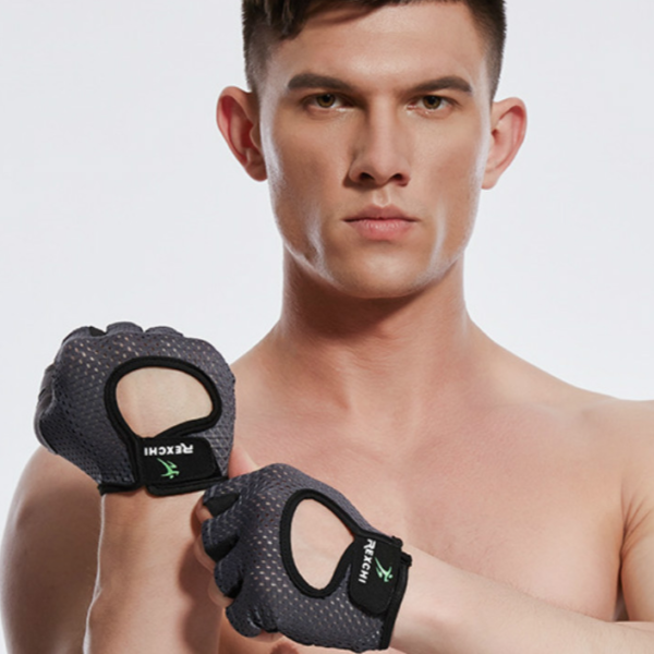Protiskluzové sportovní unisex rukavice