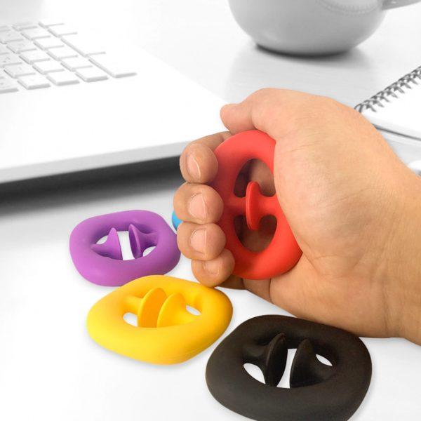 Silikonová antistresová hračka Pop it