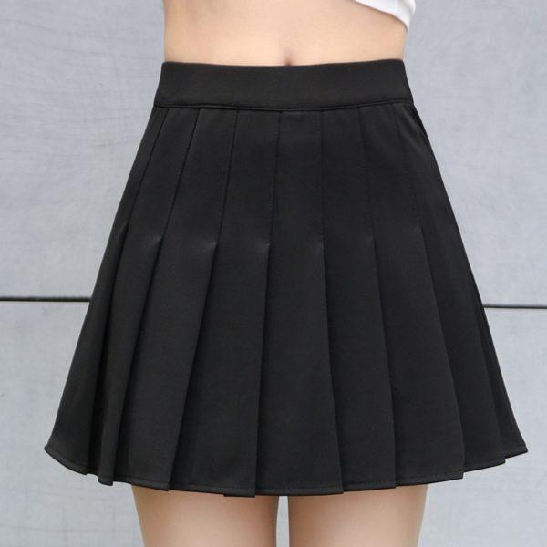 Dámská neformální skládaná sukně Sandra