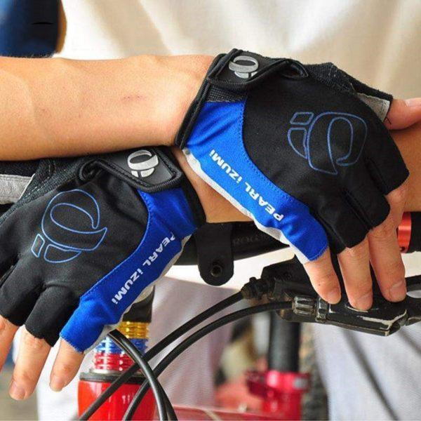 Cyklistické sportovní unisex rukavice